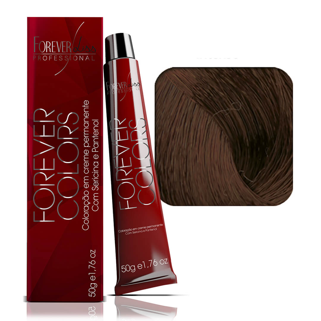 coloracao-forever-colors-marrom-6-77-louro-escuro-marrom-chocolate-intenso