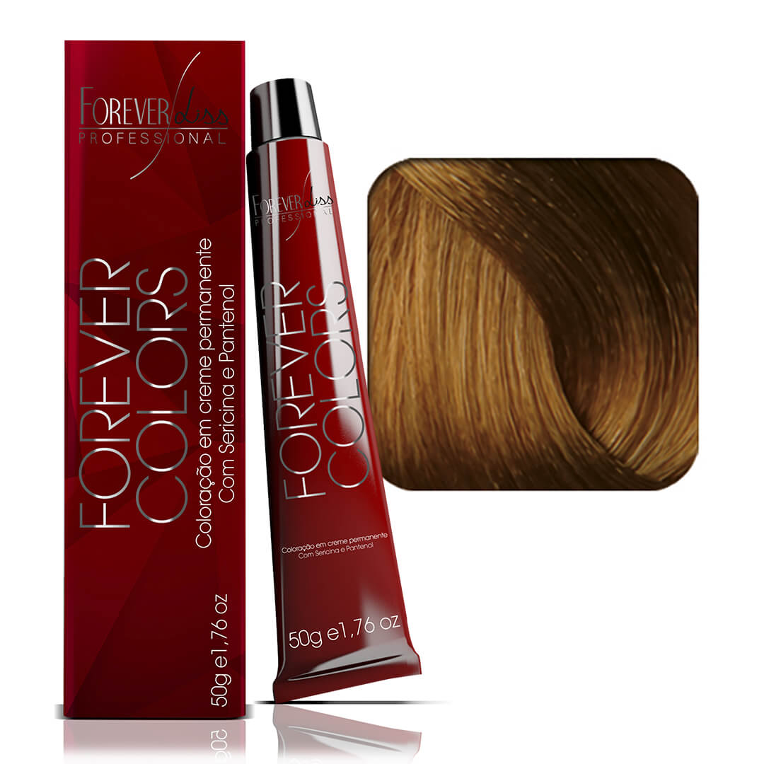 coloracao-forever-colors-natural-8-0-louro-claro