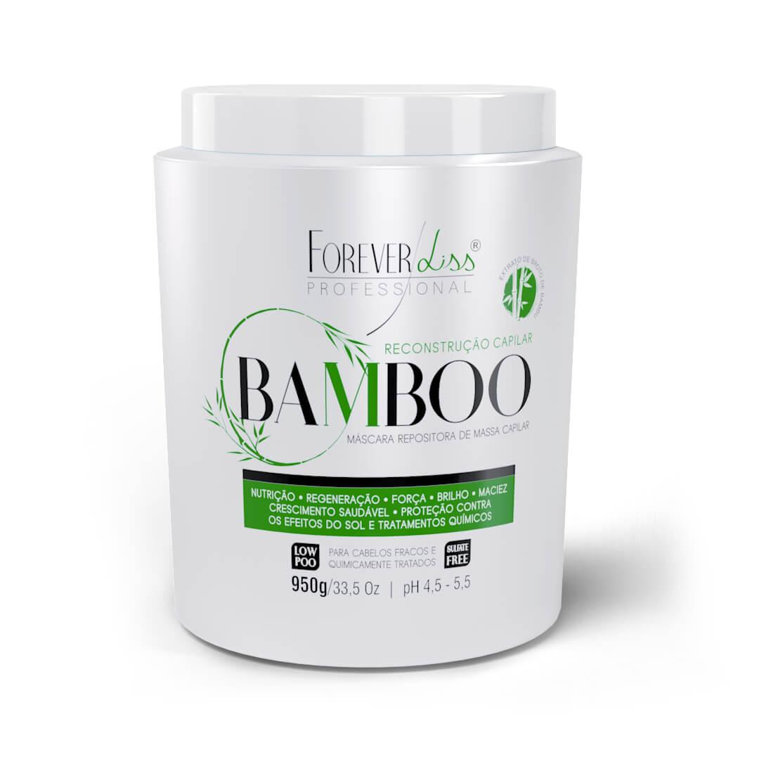 Mascara-de-Bamboo-Regeneradora-Forever-Liss-950g