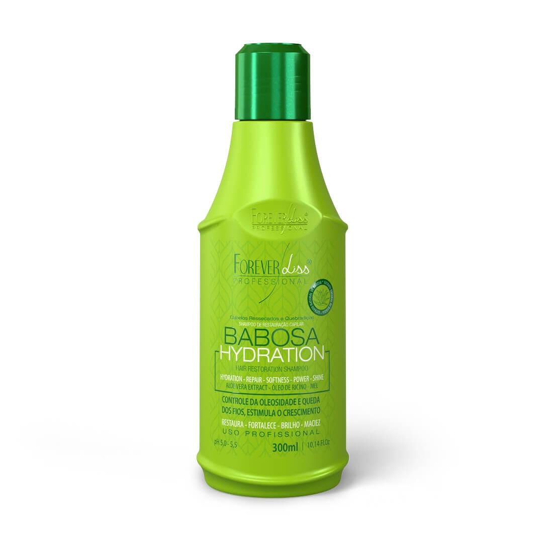 front-Shampoo-de-Babosa-Hidratacao-Forever-Liss-300ml