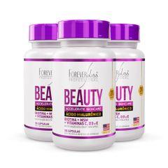 combo-3-Pilula-da-Beleza-Beauty-Skincare-Forever-Liss
