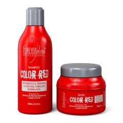 kit-color-red-manutencao-cabelos-vermelhos-forever-liss